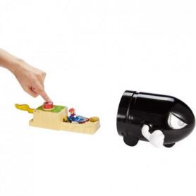 HOT WHEELS Mario Kart Lanceur Bullet Bill - GKY54