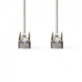 Cable Réseau Cat 5e SF-UTP | RJ45 Male - RJ45 Male | 0,5 m