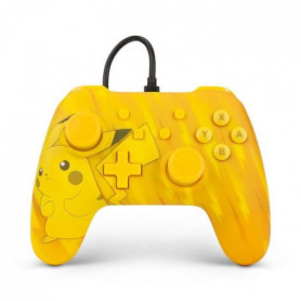 Manette Nintendo Switch Wired controller - Total Pikachu