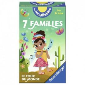 RAVENSBURGER Le jeu des 7 Familles des Incollables