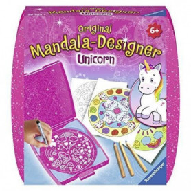 RAVENSBURGER - Mandala mini Unicorn