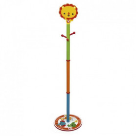 FISHER PRICE - Porte manteau en bois
