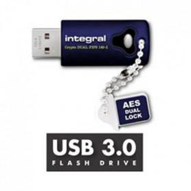 INTEGRAL Clé USB CRYPTO - 8GB - 3.0