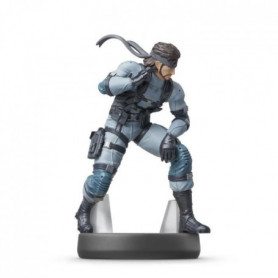 Amiibo -  Super Smash Bross - Snake