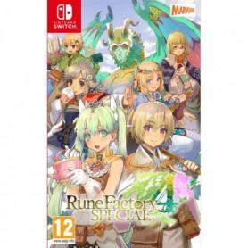 Rune Factory 4 Special Jeu Nintendo Switch