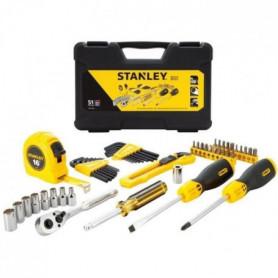 STANLEY Coffret outils 51 pieces