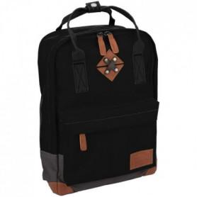 ABBEY Petit sac à dosen polyester 300T Noir