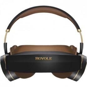 ROYOLE Casque de vidéo 3D et réalité virtuelle MOON - AMOLED