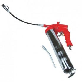 AUTOBEST Pompe à Graisse Pneumatique, Capacité 0,4 L