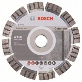 Forets a béton Robust Line CYL-3, set de 7 pieces - BOSCH