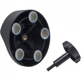 Brennenstuhl Support magnétique avec 5 aimants - pour DARGO