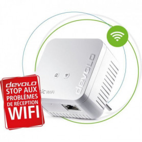 DEVOLO CPL Magic 1 WiFi mini Extension - 1200 Mbit/s