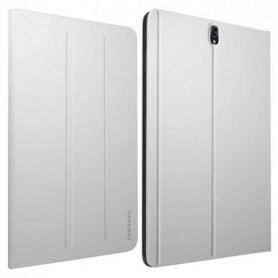 Etui Samsung magnétique Blanc Samsung Galaxy Tab S