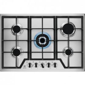 ELECTROLUX KGS7536X - Table de cuisson gaz - 5 brûleurs