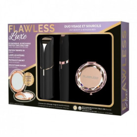 FLAWLESS - Coffret Epilateurs - Epilateurs Visage + Sourcils