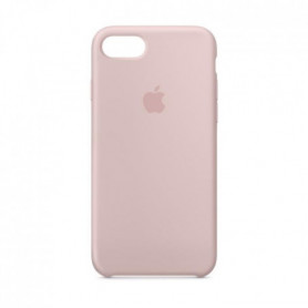 Coque en silicone pour iPhone8/7 - Rose