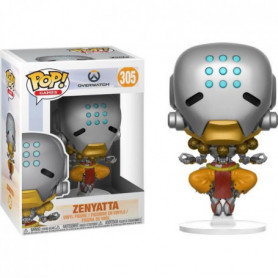 Figurine Funko Pop! Overwatch: Zenyatta