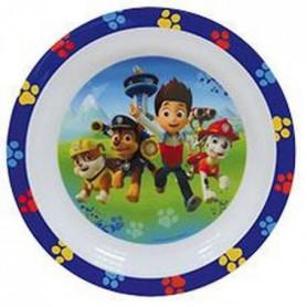 Fun House Pat Patrouille assiette pour enfant