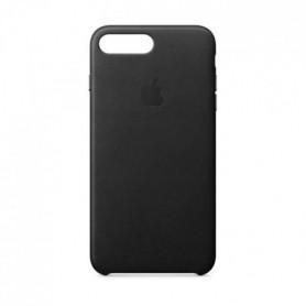 Coque en cuir pour iPhone8Plus/7Plus - Noir