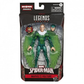 Marvel Legends Spider-Man – Figurine Le Vautour