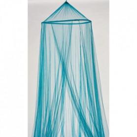 Moustiquaire unie 60x250x1200 cm bleu