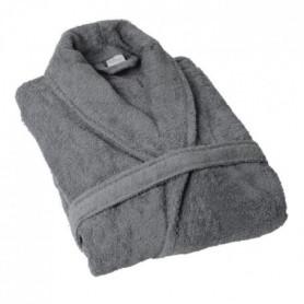 JULES CLARYSSE Peignoir Classic - XXL - 100% coton tissé