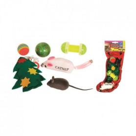 RIGA Bottes de Noël - Petit Modele - Pour chat