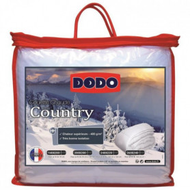 DODO Couette chaude 400gr/m² COUNTRY 200x200 cm