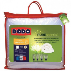 DODO Couette chaude 350gr/m² PURESSENTIAL 200x200