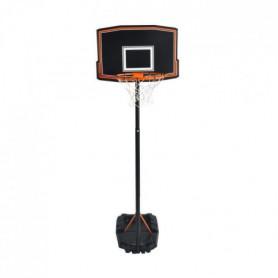 Panier de Basket Swager sur Pied, Réglable de 1.65m a 2.20m
