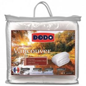 DODO Couette chaude 400gr/m² VANCOUVER 220x240 cm