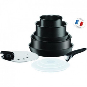 TEFAL INGENIO PERFORMANCE - Batterie de cuisine 10 pieces
