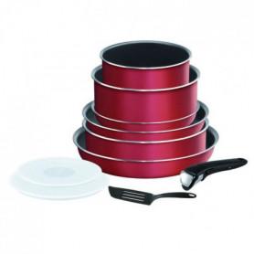 TEFAL L2289402 Batterie de cuisine 8 pieces INGENIO ESSENTIAL