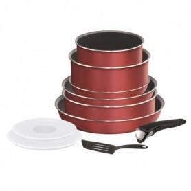 TEFAL L2369002 Batterie de cuisine 10 pieces INGENIO ESSENTIAL