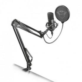 TRUST GAMING Micro Emita GXT252 - Avec bras