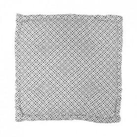 Coussin de sol 100% coton imprimé CLOVER - 60x60x10 cm