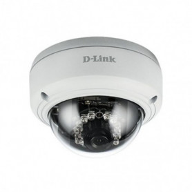 Caméra IP D-Link DCS-4603 Domo FHD PoE (H/V/D): 96° / 54° / 108° Zoom