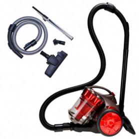 Aspirateur sans sac COMELEC ASP2209 79 dB 700W Rouge