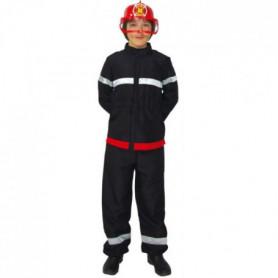 CESAR - F173 - Déguisement pompier - 5 / 7 ans
