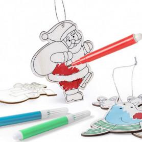 Ensemble Décorations de Noël DIY (6 pcs) 145899