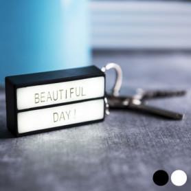 Porte-clés Lightbox LED 145990