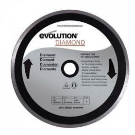 EVOLUTION Disque diamant FURY 255mm
