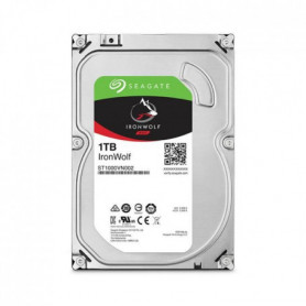 """Seagate NAS HDD Iron Wolf 1To 3,5""""  ST1000VN002"""