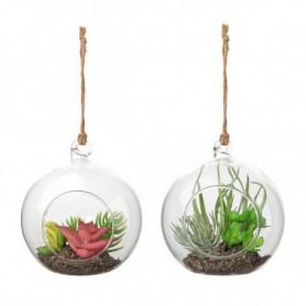 Plante décorative 119473 Artificielle Intérieur Ø 8,5 cm