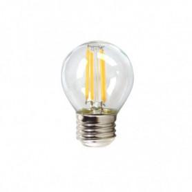 Ampoule LED Sphérique Silver Electronics 1960327 E27 4W 3000K A++