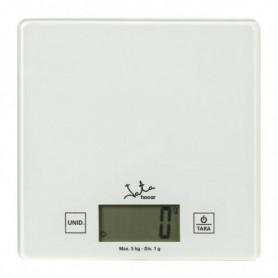 Balance Numérique de Salle de Bain JATA P111 180 Kg Blanc