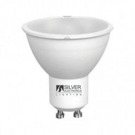 Ampoule LED Dichroïque Silver Electronics ECO GU10 7W 6000K