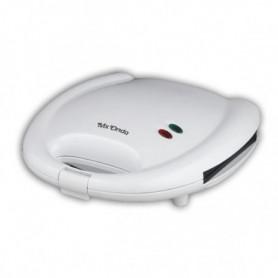 Machine à sandwich Mx Onda GR2160 800W Blanc