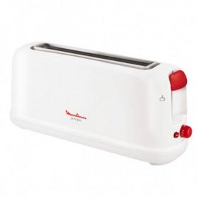 Grille-Pain avec Fonction Décongélation Moulinex LS16011 1000W Blanc