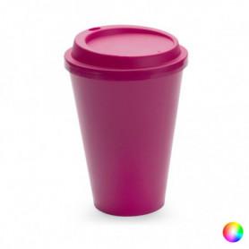 Verre avec Couvercle (420 ml) 142515